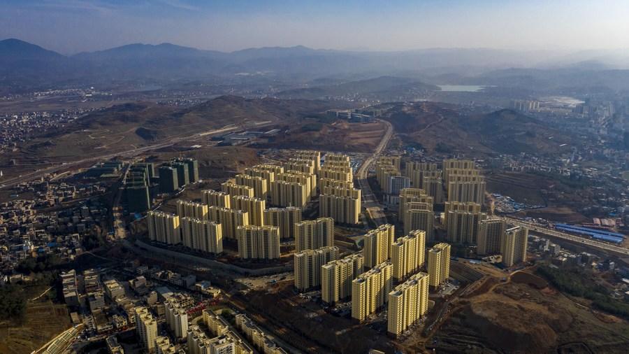 ยูนนานย้ายประชาชนยากจนสู่บ้านหลังใหม่ 1.5 ล้านคน