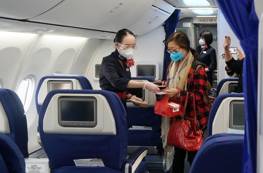 'หูเป่ย' เปิดสนามบินแห่งใหม่ ตั้งเป้ารองรับผู้โดยสาร 700,000 คนต่อปี