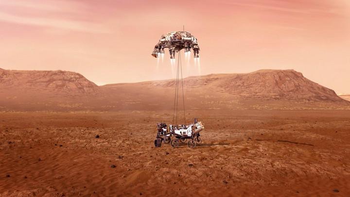 ก้าวสำคัญ! นาซาเผย 'เพอร์เซเวียแรนส์' ทดสอบวิ่งบน 'ดาวอังคาร' ครั้งแรก